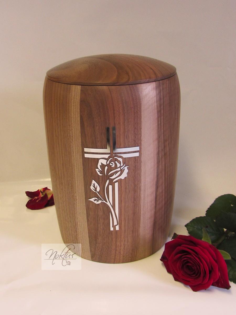 Žara lesena-križ vrtnica